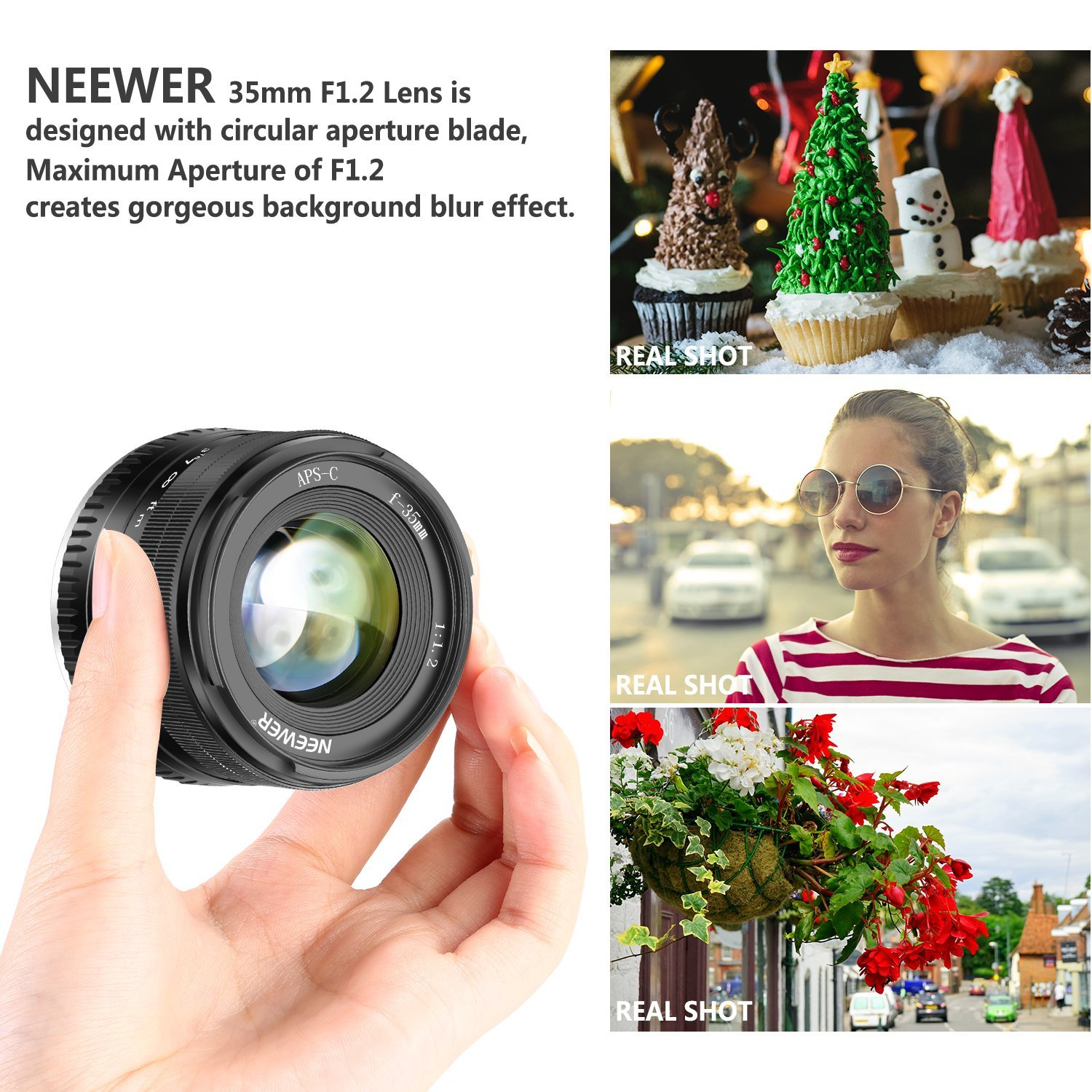 Fuji X Wedding Photography: New: Neewer 35mm F/1.2 Mirrorless Lens For Fuji X And Sony