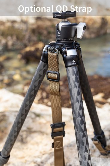 Really Right Stuff released new and improved Mark II tripods