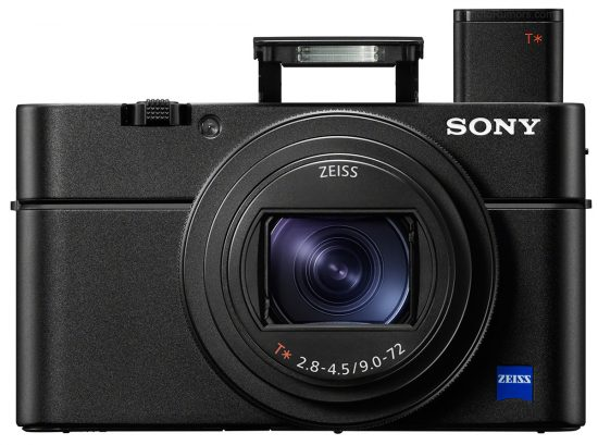 Sony RX100 VI 20MP compact camera with 24-200mm zoom announced, priced at $1,200