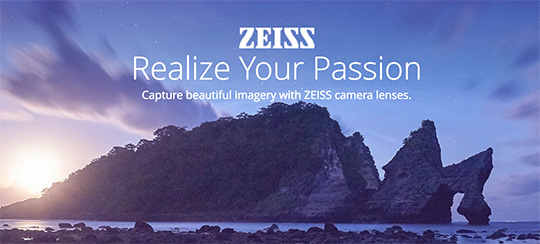 New Zeiss lens discounts in the US and UK