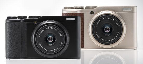 Fujifilm XF10 camera officially announced
