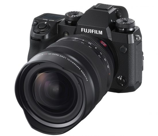 Fujinon XF 8-16mm f/2.8 R LM WR an XF 200mm f/2 R LM OIS WR lenses with the 1.4x TC officially announced