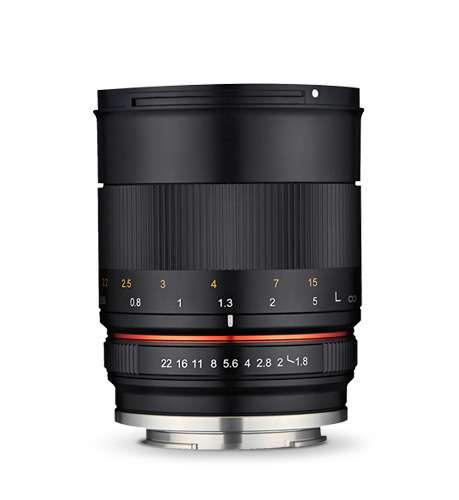 The new Samyang/Rokinon 85mm f/1.8 ED UMC CS APS-C mirrorless lens is now available