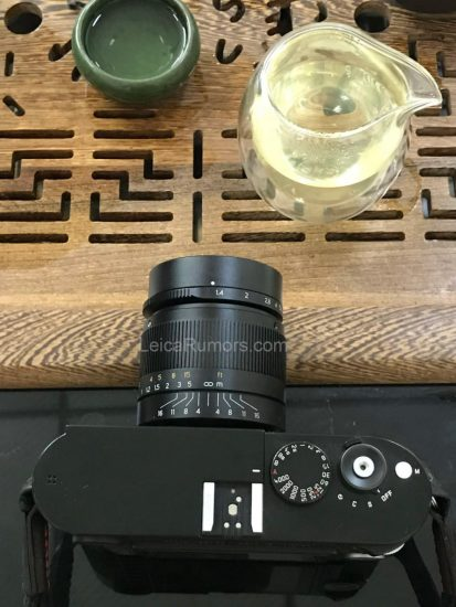 7Artisans 28mm f/1.4 lens for Leica M-mount to be announced soon