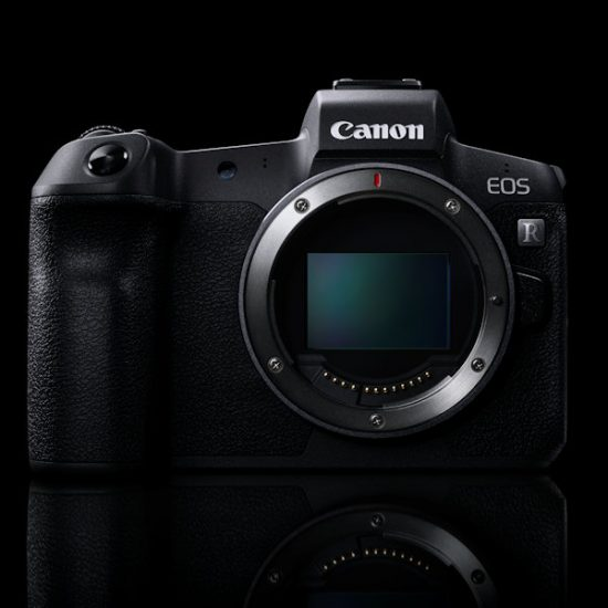 Canon EOS R hands-on videos