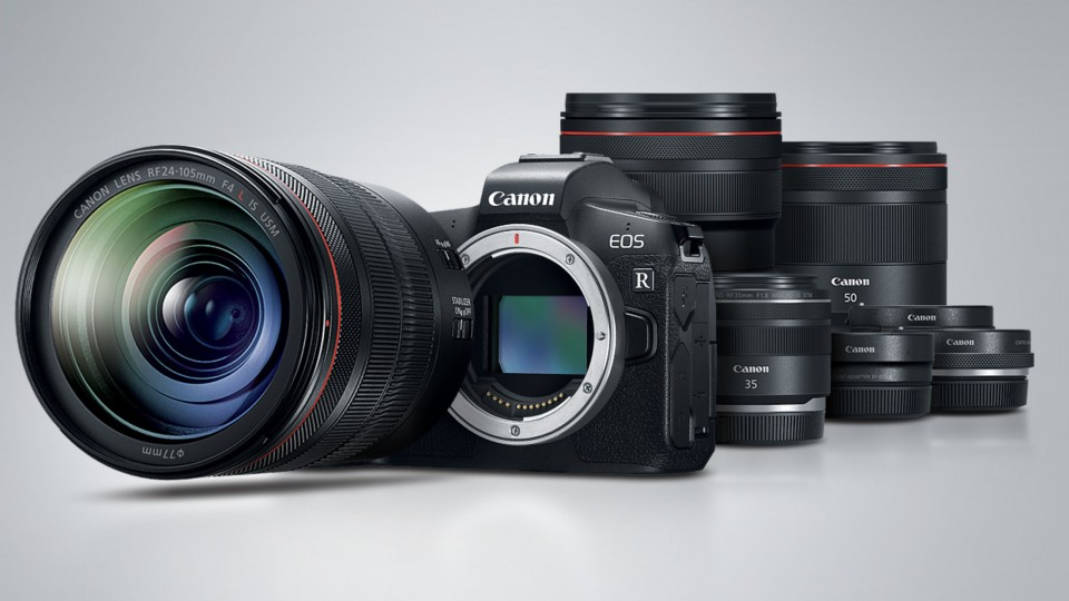 Canon EOS R full-frame mirrorless camera system announced - Photo Rumors