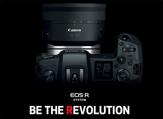 Canon: pro-level RF camera on the way, DSLR and M-series development continue, a lot coming in the pipeline for 2019