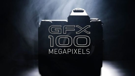 Fujifilm GFX 100MP medium format camera technical specifications