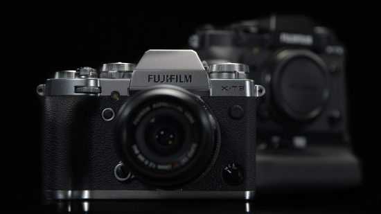 Fuji X-T3 hands-on review videos