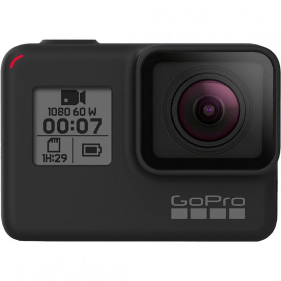 Updated GoPro Hero 7 Black, Silver and White camera specifications