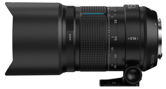 The new IRIX 150mm f/2.8 MACRO 1:1 lens is now available for pre-order