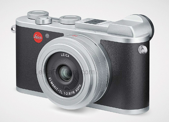 Leica to announce a new CL camera in silver anodized finish next week