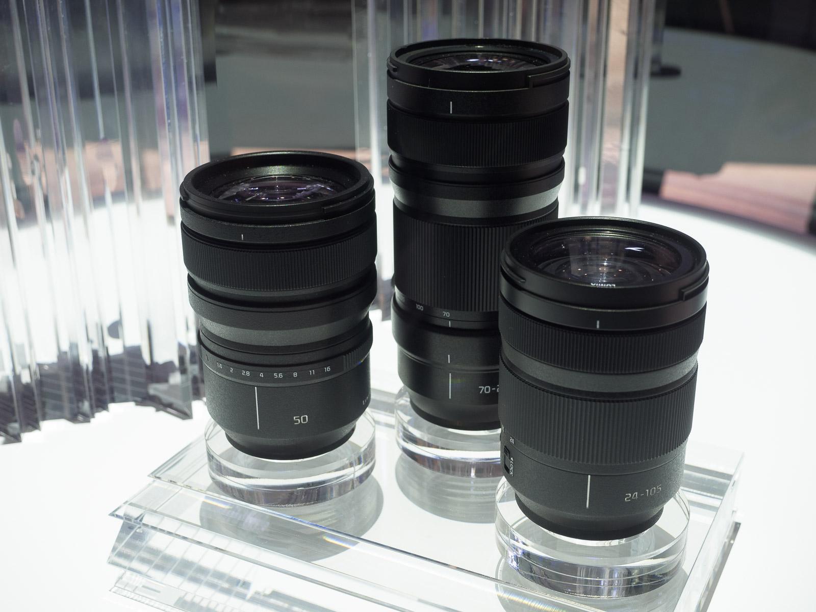 Panasonic L Mount Lens Roadmap Photo Rumors