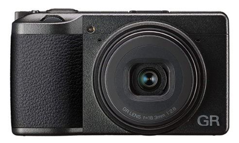 The new Ricoh GR III camera will be announced this week