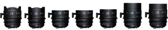 Sigma to announces three new cinema lenses