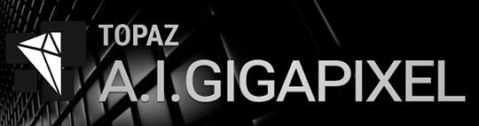 a.i. gigapixel portable