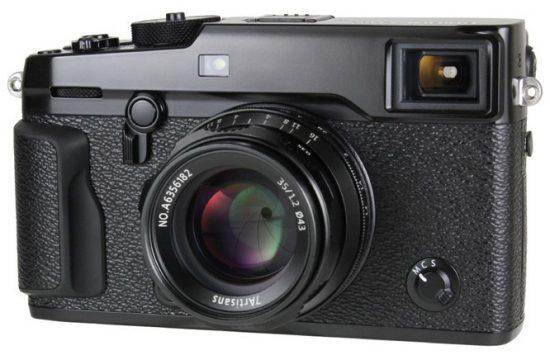 7Artisans 35mm f/1.2 mirrorless APS-C lens additional coverage