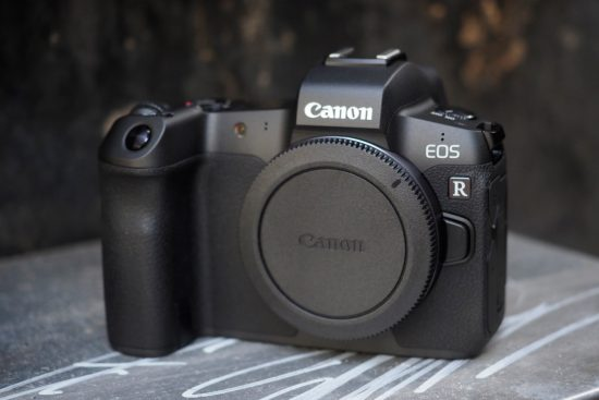 Sigma lens compatibility with Canon EOS R mirrorless cameras