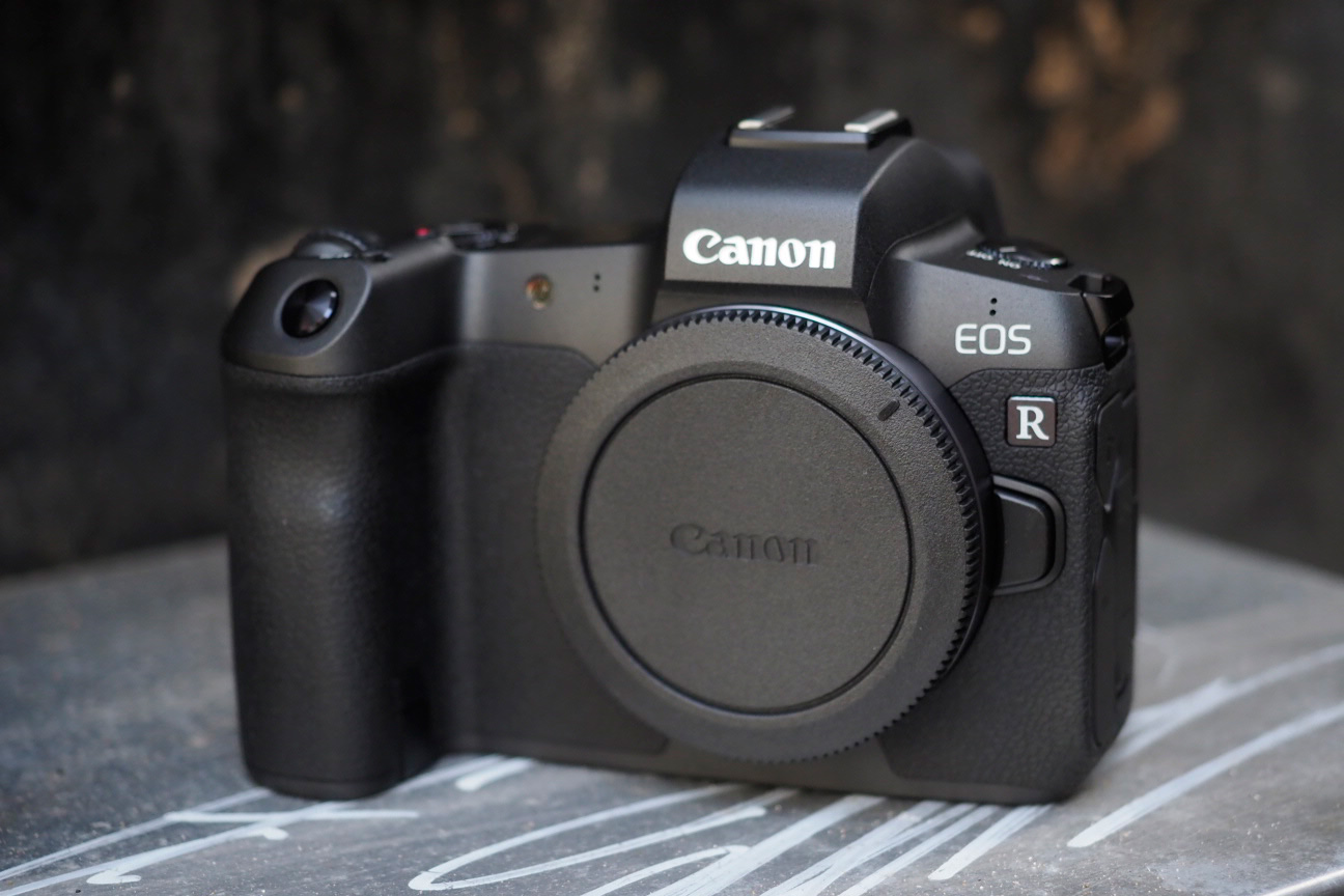 The New Canon Eos R Full Frame Mirrorless Camera Is Now
