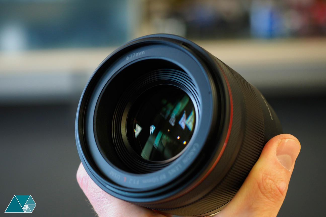 Canon Rf 50mm F 1 2l Usm Full Frame Mirrorless Lens Now