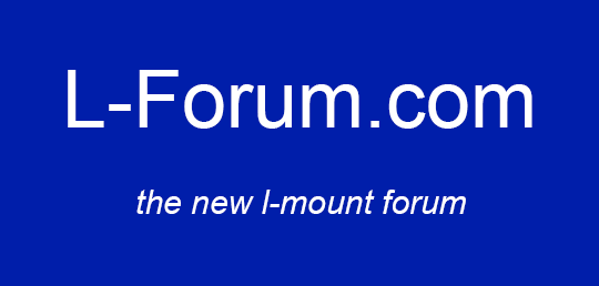 Join the new L-Forum.com and reserve your username now