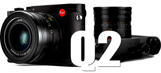New Leica Q2 camera to be announced in a few months