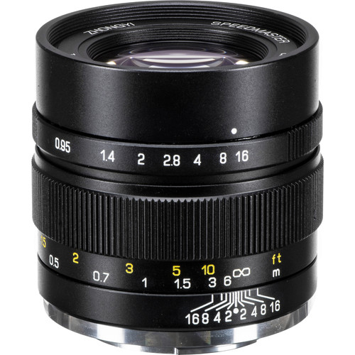 Deal of the day (today only): Mitakon Zhongyi Speedmaster 35mm f/0.95 Mark II lens now $180 off