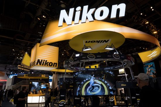 New products announcement from Nikon this week