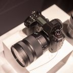 Panasonic-S1R full frame mirrorless camera prototype