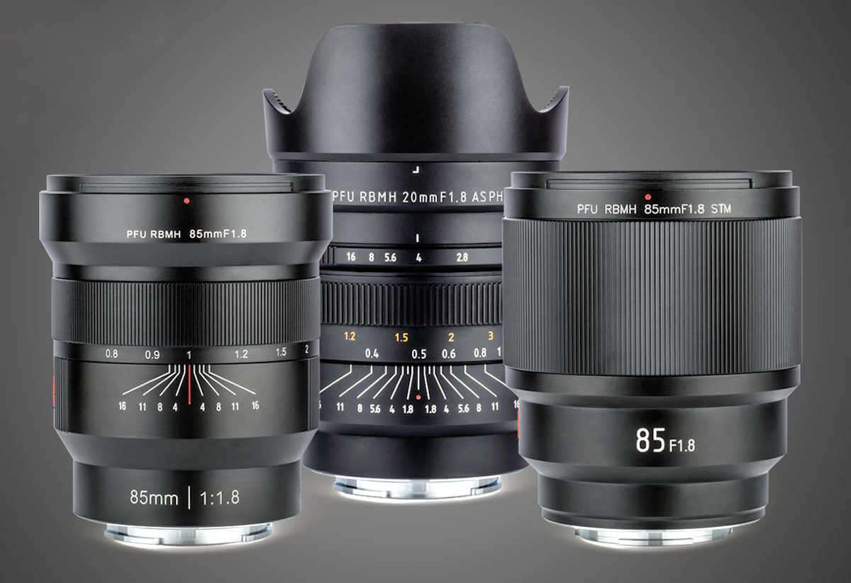 Two New Viltrox Lenses Announced 20mm F 18 Asph And 85mm Nikon Af F18d Photo Rumors