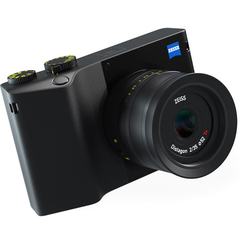 The Zeiss ZX1 camera is still missing