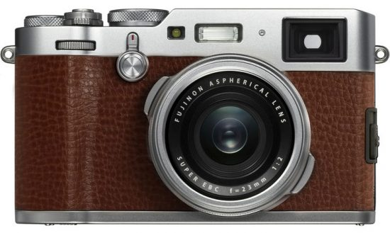 The new brown Fujifilm X100F camera is already $100 off before it is even available
