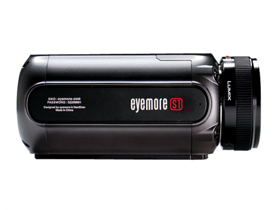 Another crowdfunded failure: Eyemore S1 video camera