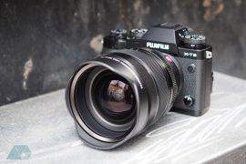 Fuji Fujinon XF 8-16mm f/2.8 R LM WR lens