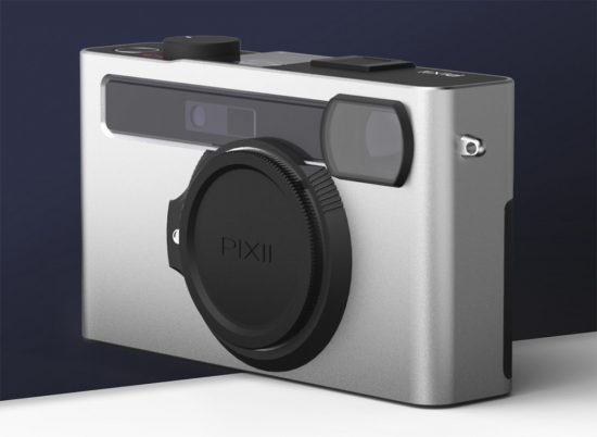 PIXII camera specifications