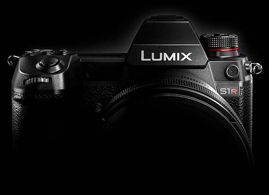 Panasonic S type video-oriented full-frame camera rumors