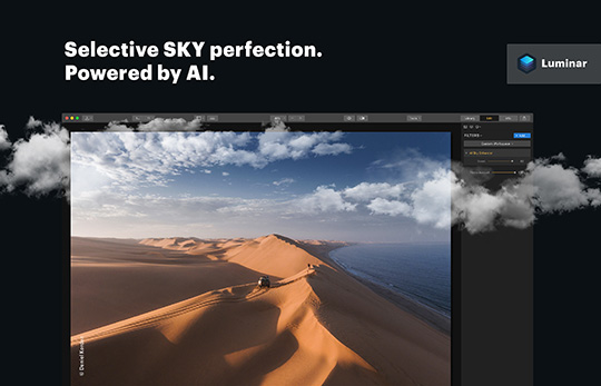 Skylum Luminar 2018: AI Sky Enhancer released