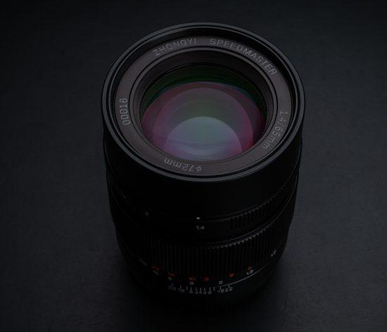 ZY Optics releases the Mitakon Speedmaster 65mm f/1.4 lens specifically designed for the Fujifilm GFX medium format cameras