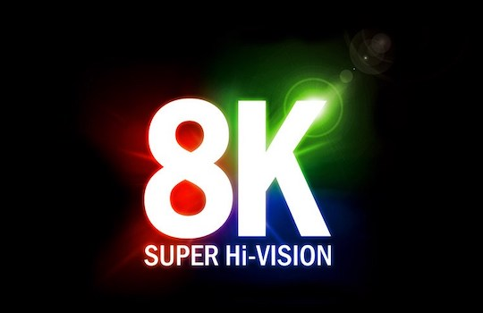 Sony is working on XEVC based on H.265 (HEVC) version 2 for 8k