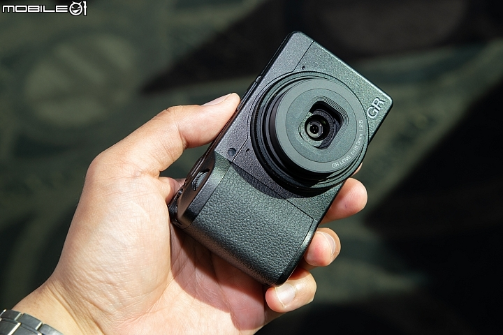 Ricoh interview: full-frame GR camera is not a good idea, a