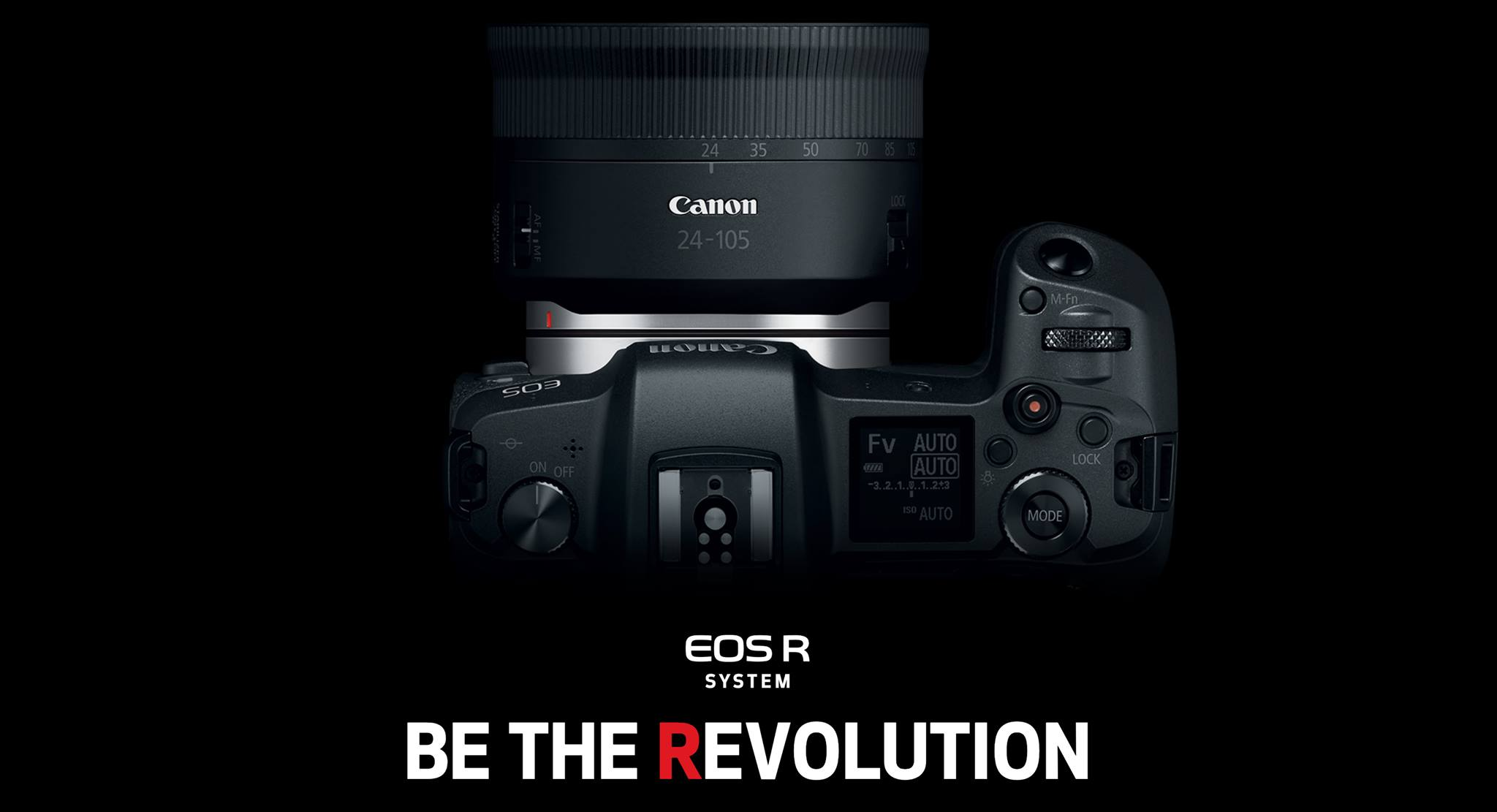Canon rumors: 100MP mirrorless EOS R camera with IBIS is a