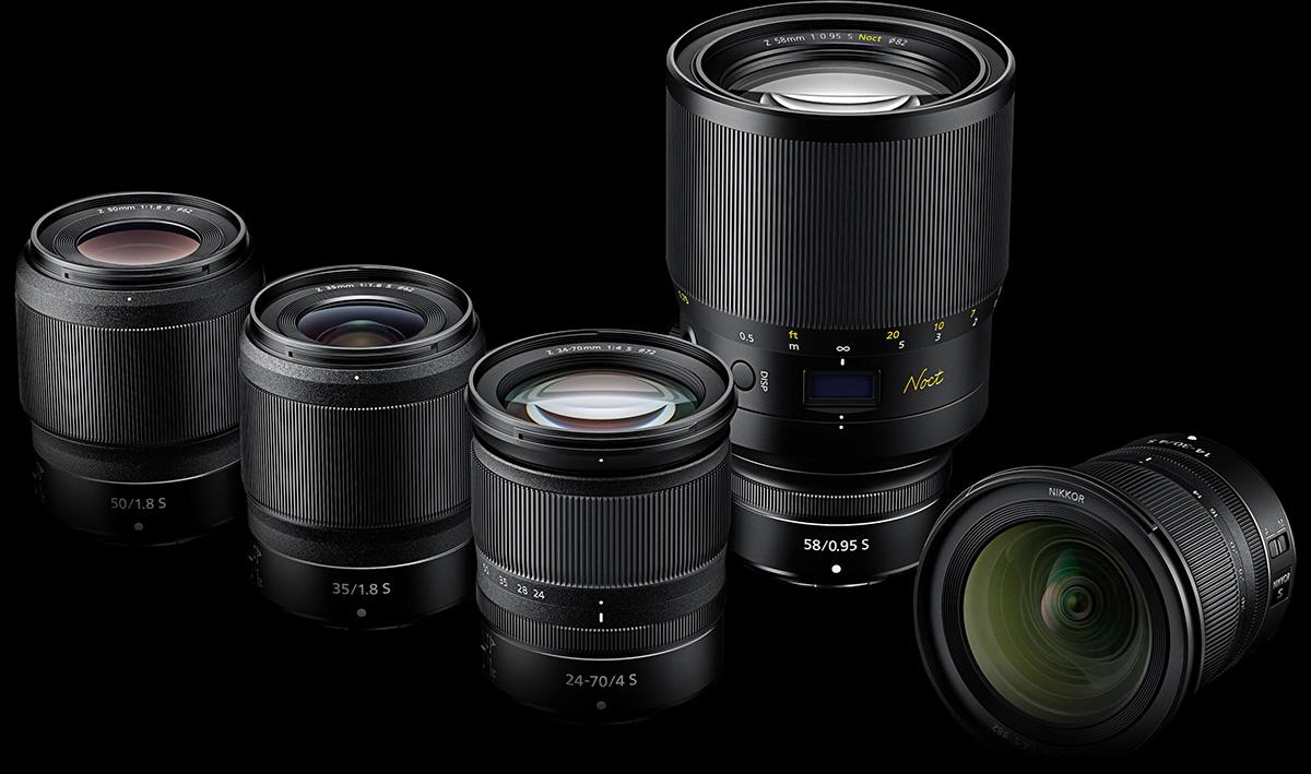 Updated Nikon Z mirrorless lens roadmap - Photo Rumors