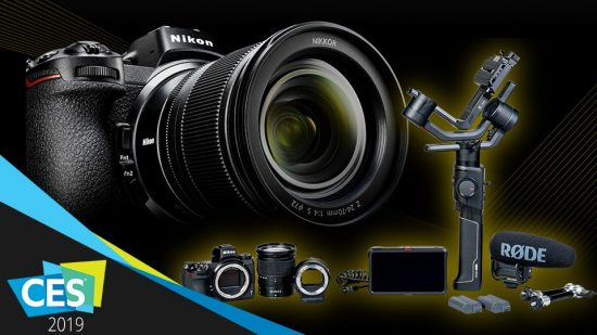 Nikon announcements at the 2019 CES show