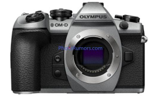 Olympus has a surprise: new silver E-M1 Mark II camera - Photo Rumors