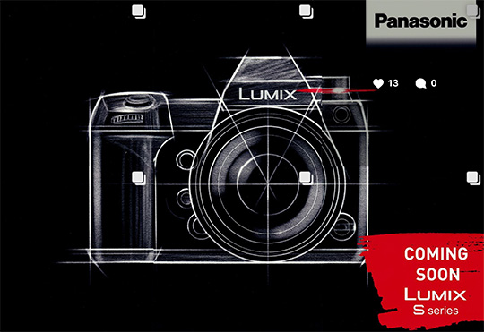 New Panasonic Lumix S1/S1R videos