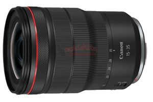 Canon to announces five new  RF mirrorless lenses