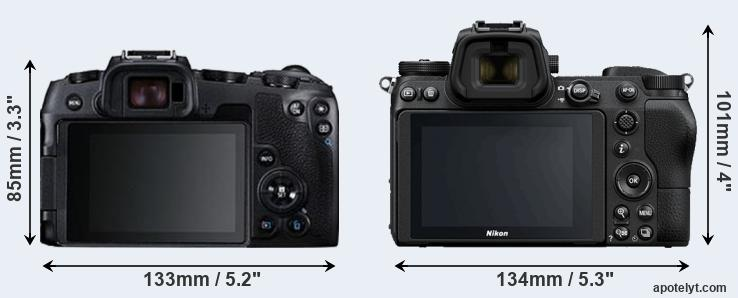 Kindle Vs Sony Reader: Canon EOS RP Camera Comparisons With Nikon Z6, Canon R And