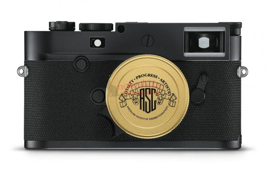 Coming soon: new Leica M10-P ASC 100 limited edition camera