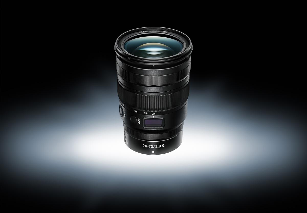 Nikkor Z 24 70mm F 2 8 S Full Frame Mirrorless Lens