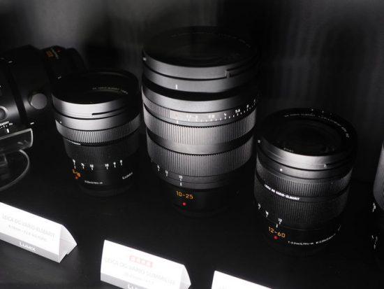 Panasonic Leica DG Vario-Summilux 10-25mm f/1.7 MFT lens